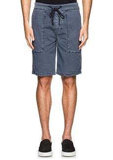 James Perse Men's Cotton Drawstring Shorts