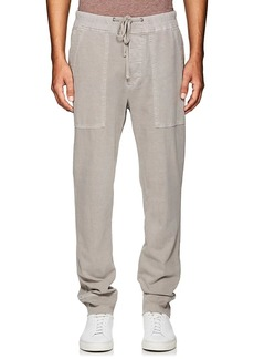 James Perse Men's Cotton Drawstring-Waist Jogger Pants