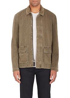 James Perse Men's Cotton Field Jacket