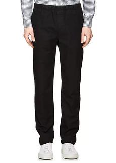 James Perse Men's Cotton Flannel Drawstring Pants