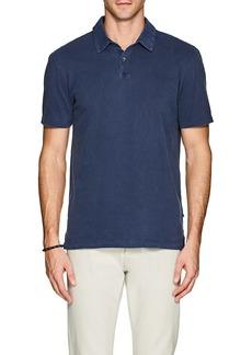 James Perse Men's Cotton Jersey Polo Shirt