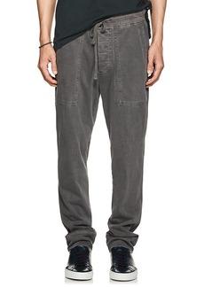 James Perse Men's Cotton Jogger Pants