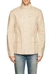 James Perse Men's Cotton-Linen Utility Jacket