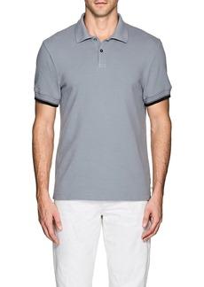 James Perse Men's Cotton Piqué Polo Shirt