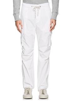 James Perse Men's Cotton Poplin Cargo Pants