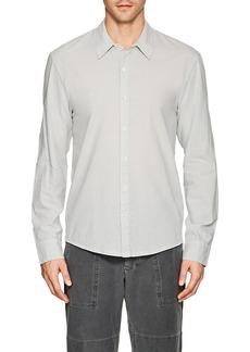 James Perse Men's Cotton Poplin Shirt