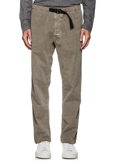 James Perse Men's Cotton Relaxed Belted Pants