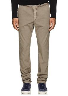 James Perse Men's Cotton Seersucker Pants