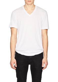 James Perse Men's Cotton V-Neck T-Shirt