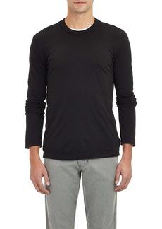 James Perse Men's Jersey Long Sleeve T-shirt
