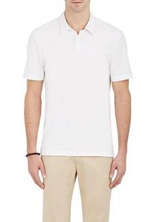 James Perse Men's Jersey Polo Shirt