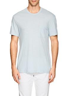 James Perse Men's Linen-Cotton Jersey T-Shirt