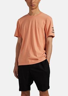 James Perse Men's Palm-Tree-Print Cotton T-Shirt