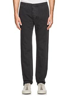 James Perse Men's Slub Cotton-Linen Pants