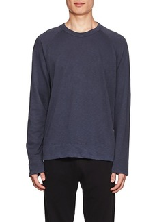 James Perse Men's Slub Cotton Terry T-Shirt
