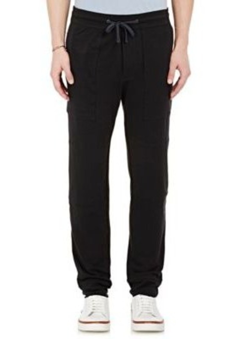 James Perse Men's Stretch-Jersey Sweatpants