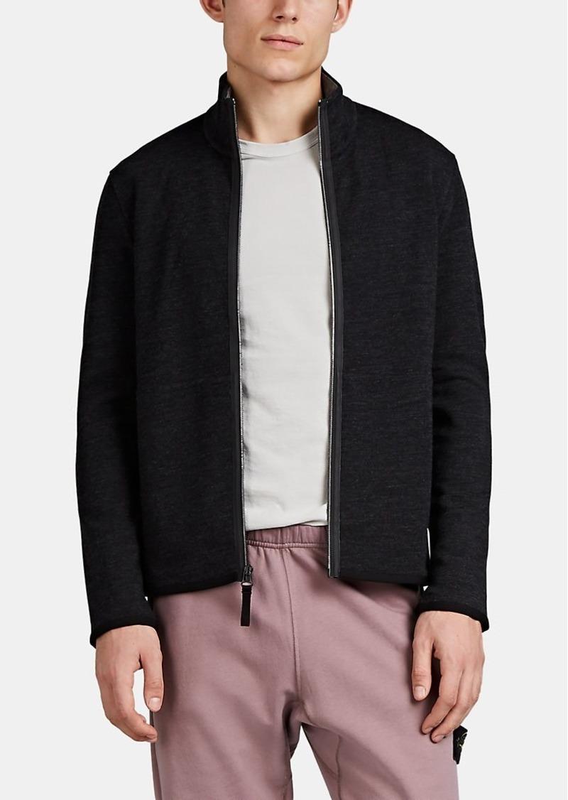 James Perse Men's Y/osemite Wool-Blend Zip-Front Jacket