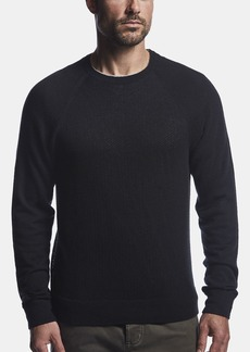 James Perse MESH BODY CASHMERE SWEATER