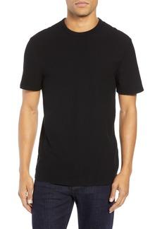 James Perse Microstripe Graphic T-Shirt