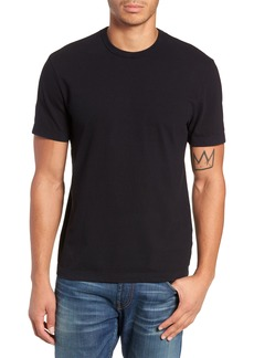 James Perse Microstripe Ringer T-Shirt