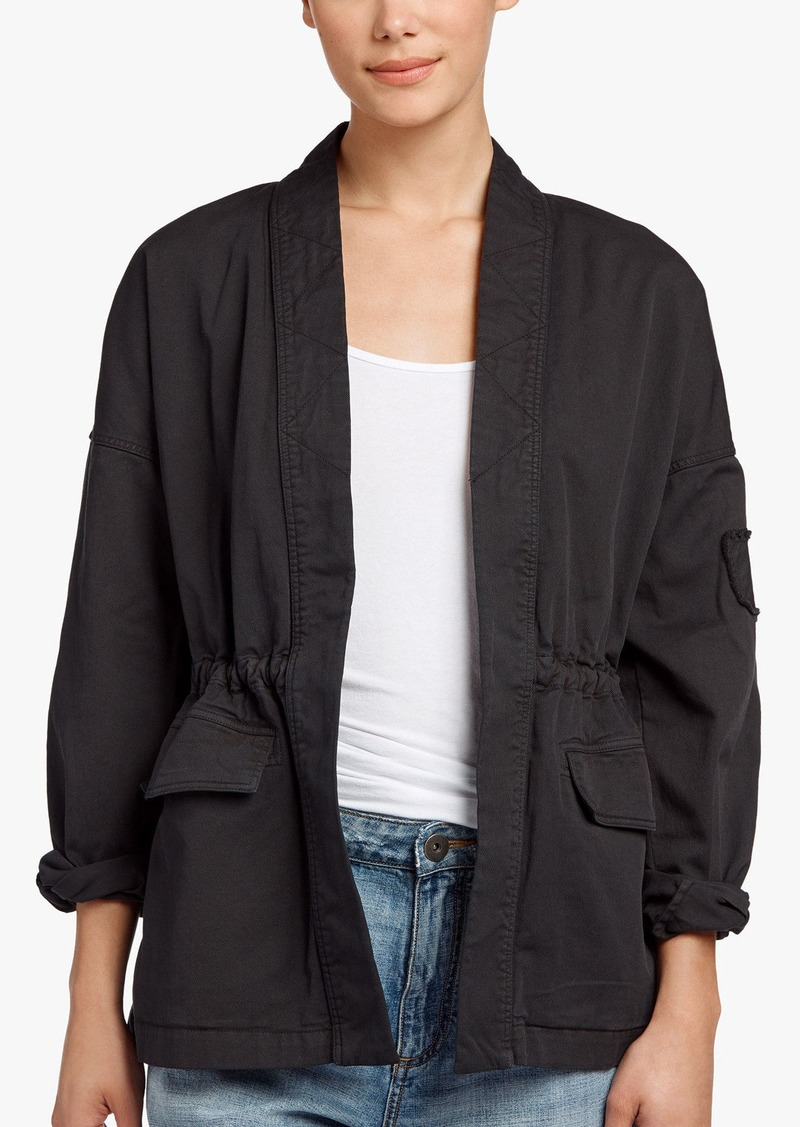 James Perse MILITARY CARDIGAN JACKET