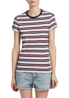 James Perse Multistripe Tee