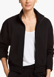 James Perse NYLON MERINO TRACK JACKET