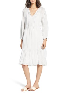James Perse Peasant Dress