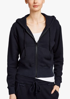 James Perse PLUSH TERRY HOODIE