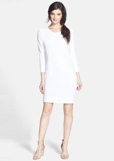 James Perse Raglan Sleeve Sweatshirt Dress