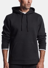 James Perse RECYCLED DOUBLE KNIT HOODIE