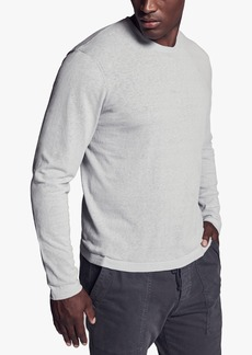 James Perse RECYCLED COTTON CREW NECK SWEATER