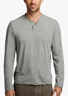 James Perse RECYCLED JERSEY HENLEY