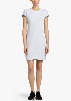 James Perse RECYCLED KNIT TEE DRESS