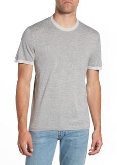 James Perse Regular Fit Ringer T-Shirt
