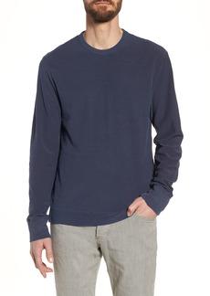 James Perse Regular Fit Slub Crewneck T-Shirt