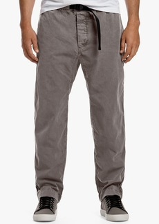 James Perse RELAXED FIT BELTED PANT
