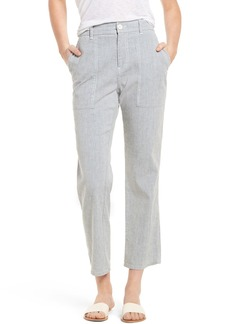 James Perse Relaxed Straight Leg Pants