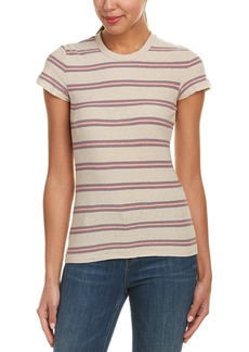 James Perse Retro Stripe T-Shirt