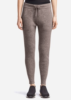James Perse RIBBED CASHMERE LEGGING
