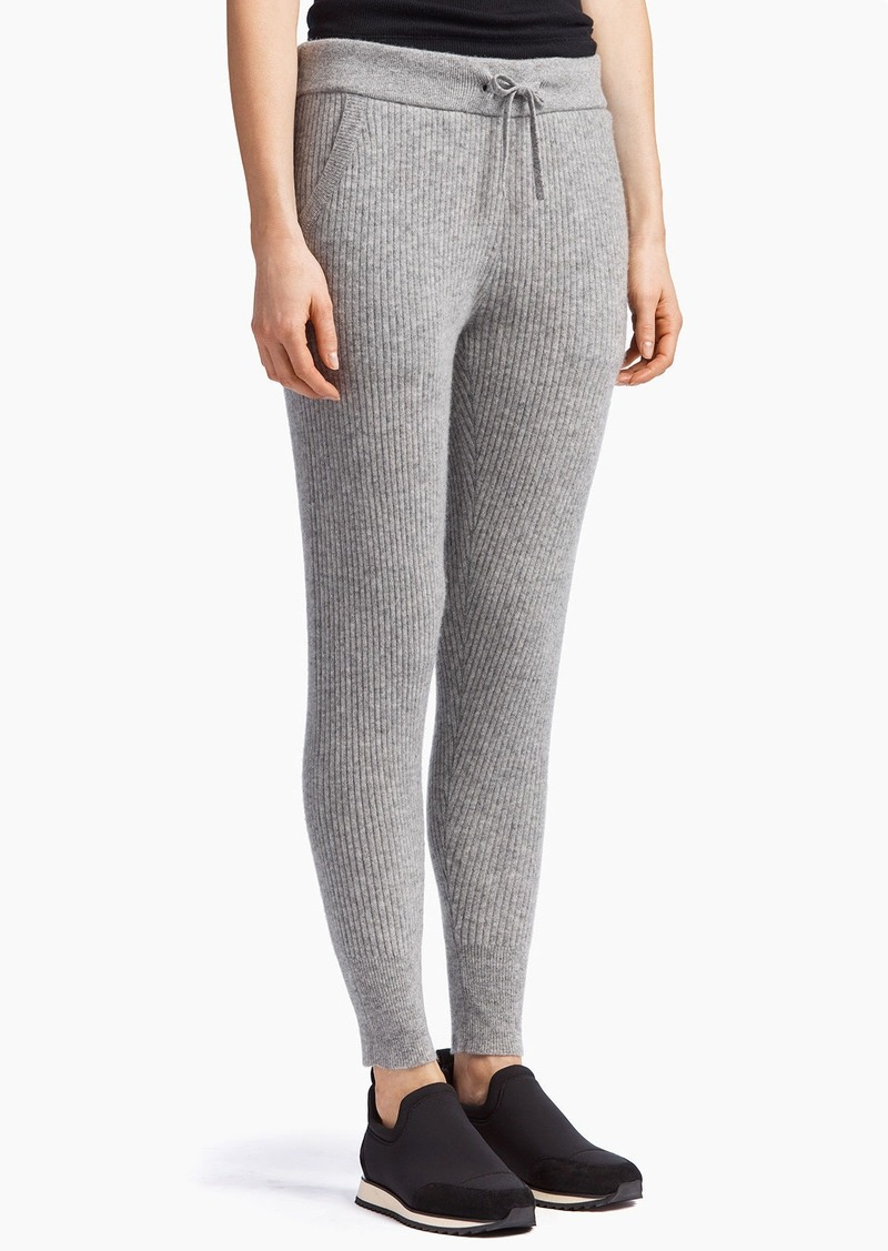 e850f3f903604 James Perse James Perse RIBBED CASHMERE LEGGING | Casual Pants
