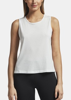 James Perse RIBBED CROPPED TANK