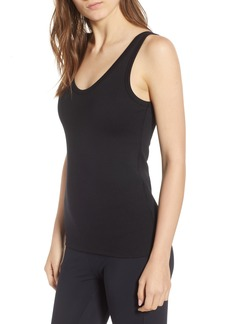 James Perse Scoop Neck Surf Tank