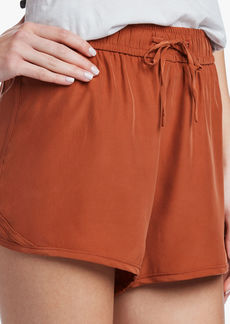 James Perse SILK CHARMEUSE DOLPHIN SHORT
