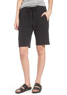 James Perse Soft Drape Utility Shorts