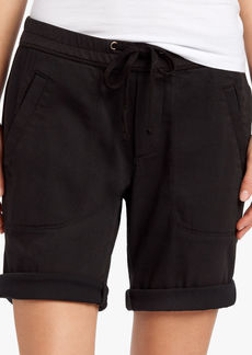 James Perse SOFT TWILL UTILITY SHORT