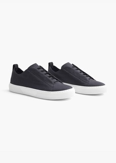 James Perse SOLSTICE CONCEALED LACE-UP SNEAKER - WOMENS