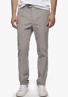 James Perse STRETCH CORD TAILORED SUIT PANT