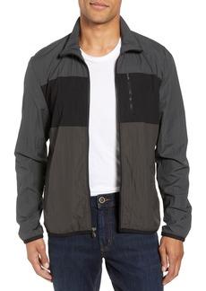James Perse Stripe Ripstop Jacket