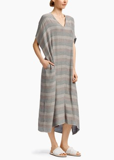 James Perse STRIPED CAFTAN